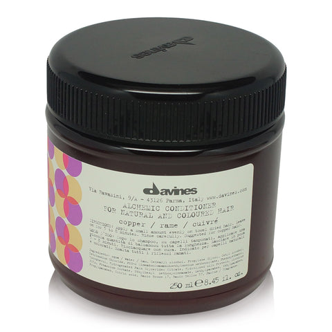 Davines Alchemic Conditioner - Copper 8.5 Oz