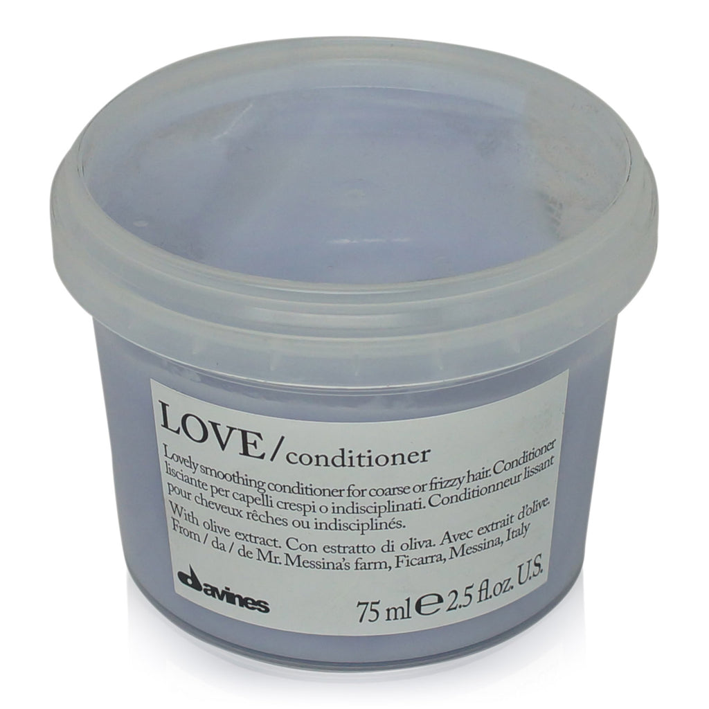 DAVINES | LOVE SMOOTHING CONDITIONER TRAVEL | 2.5 FL OZ