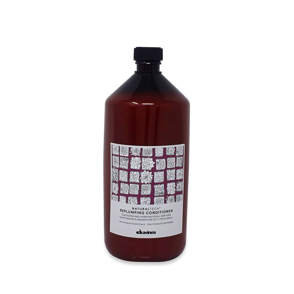 DAVINES ~ NATURALTECH REPLUMPING CONDITIONER ~ 33.8OZ