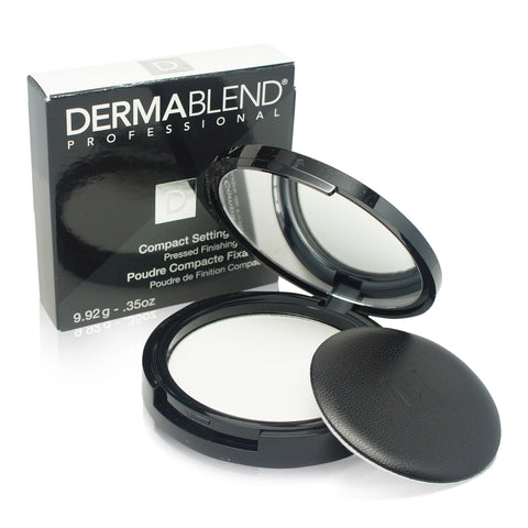 DERMABLEND ~ SETTING ~ COMPACT SOLID SETTING POWDER