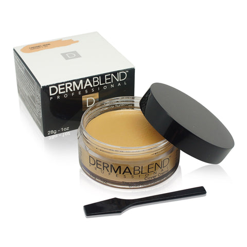 DERMABLEND ~ COVER CREME SPF 30 ~ CARAMEL BEIGE (CHROMA 2 3/4)