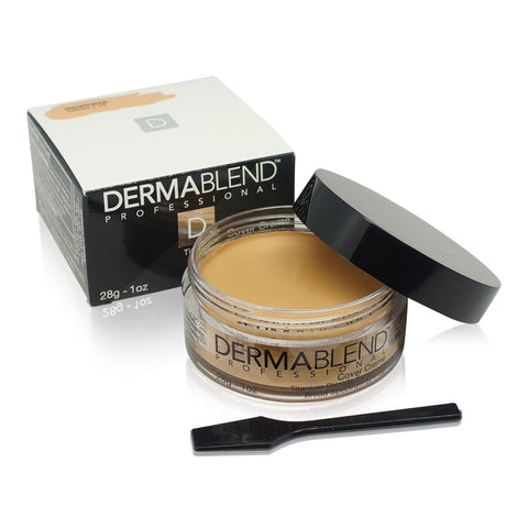 DERMABLEND ~ COVER CREME SPF 30 ~ GOLDEN BEIGE (CHROMA 2 2/3)