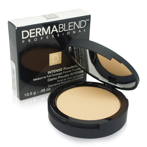 DERMABLEND ~ INTENSE POWDER CAMO (COMPACT FOUNDATION) ~ SAND