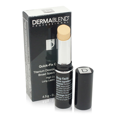DERMABLEND ~ QUICK-FIX CONCEALER SPF 30 ~ BEIGE ~ WITH DIRECTIONS