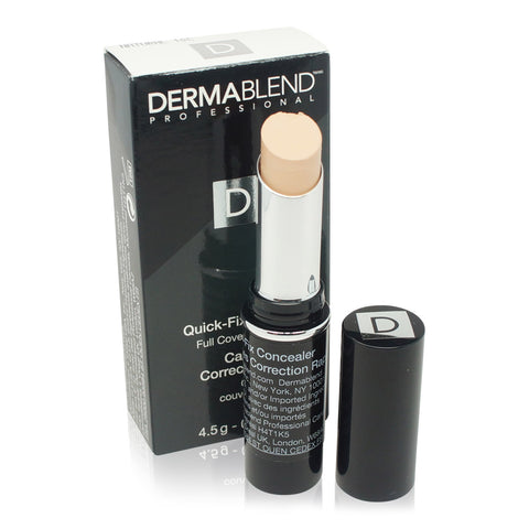 DERMABLEND ~ QUICK-FIX CONCEALER SPF 30 ~ NATURAL ~ NO DIRECTIONS