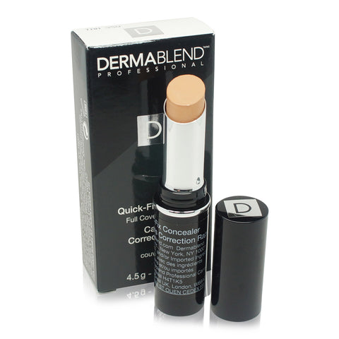 DERMABLEND ~ QUICK-FIX CONCEALER SPF 30 ~ TAN ~ NO DIRECTIONS
