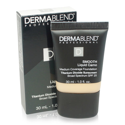 DERMABLEND ~ SMOOTH LIQUID CAMO FOUNDATION ~ LINEN