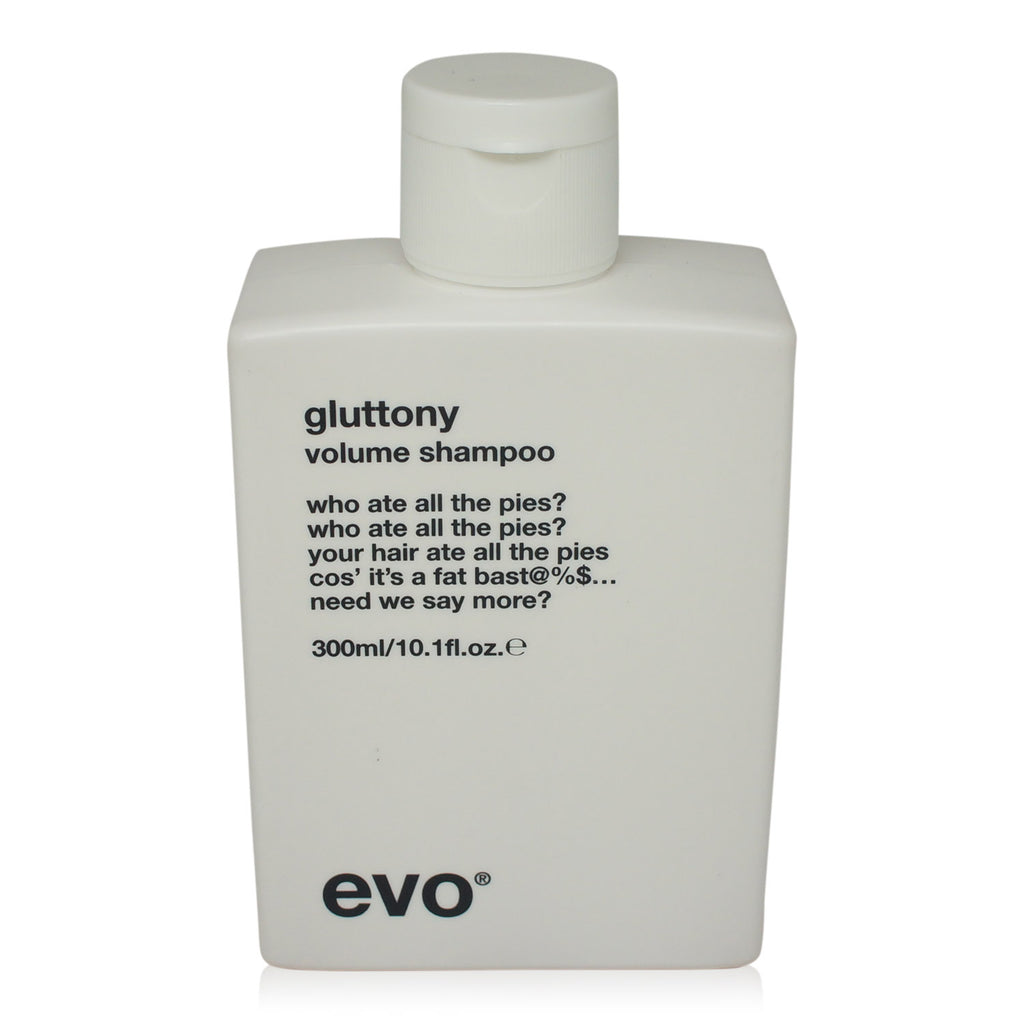 EVO | GLUTTONY VOLUME SHAMPOO 300ML
