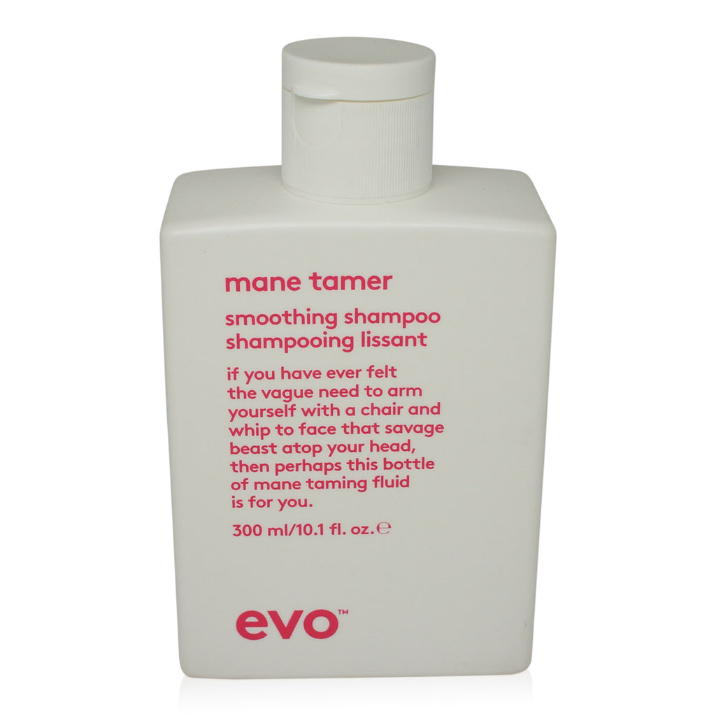 EVO ~ MANE TAMER SMOOTHING SHAMPOO 300ML