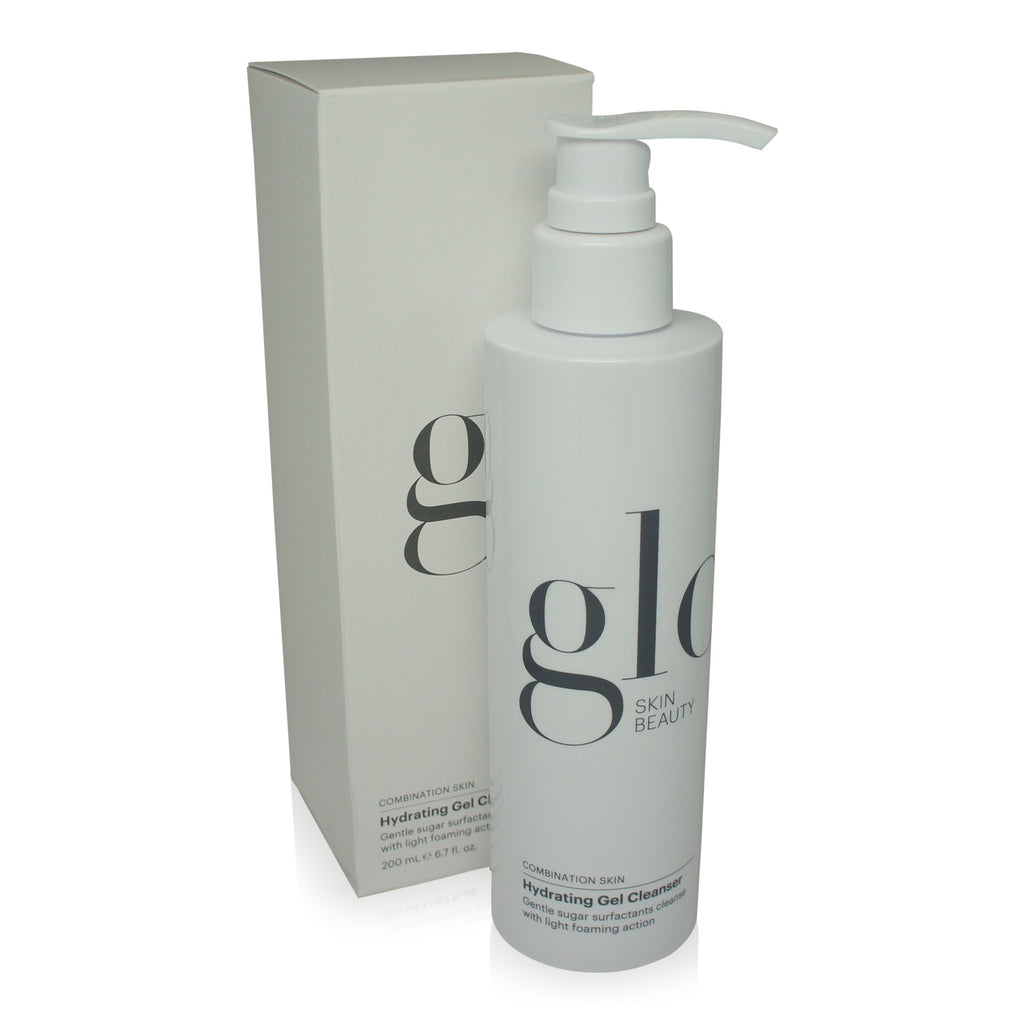 GLO SKIN ~ REGIMEN - COMBINATION ~ HYDRATING GEL CLEANSER