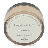 glominerals Loose Base Powder Foundation Beige Medium .5 Oz