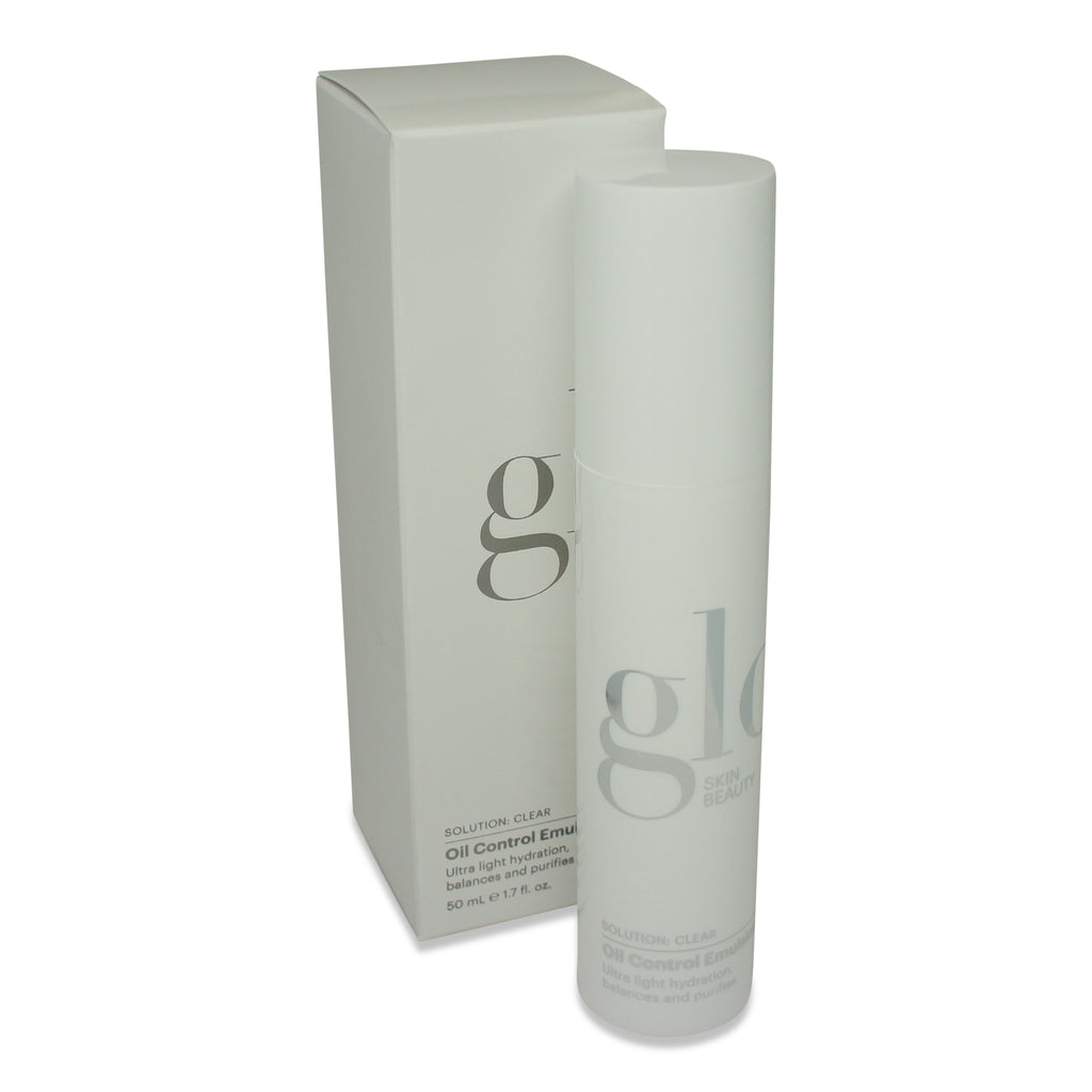 GLO SKIN | SOLUTION: CLEAR SKIN- OIL CONTROL EMULSION