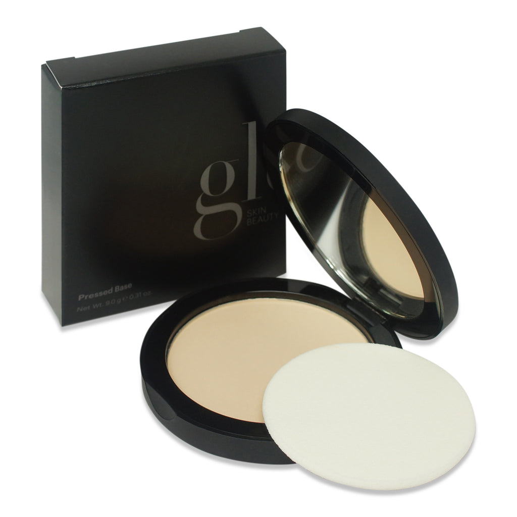 GLO BEAUTY | PRESSED BASE-NATURAL MEDIUM