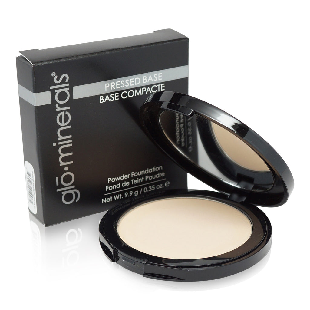 GLO PROFESIONAL | PRESSED BASE | NATURAL MEDIUM
