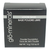 glominerals Loose Base Powder Foundation Golden Medium 0.5 Oz