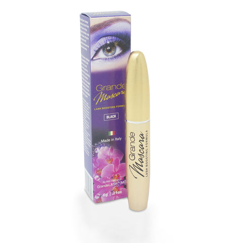 GRANDELASH ~ GRANDE MASCARA BLACK