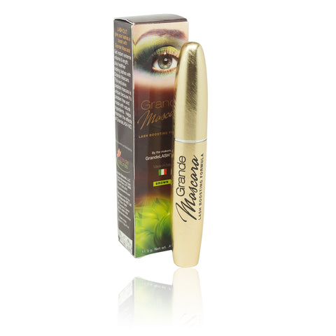 GRANDELASH ~ GRANDE MASCARA ~ BROWN 0.41 OZ