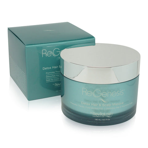 REGENESIS -DETOX HAIR & SCALP MASQUE