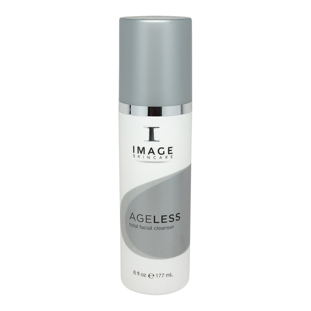 IMAGE | AGELESS | FORMULATED FOR AGING SKIN TOTAL FACIAL CLEANSER