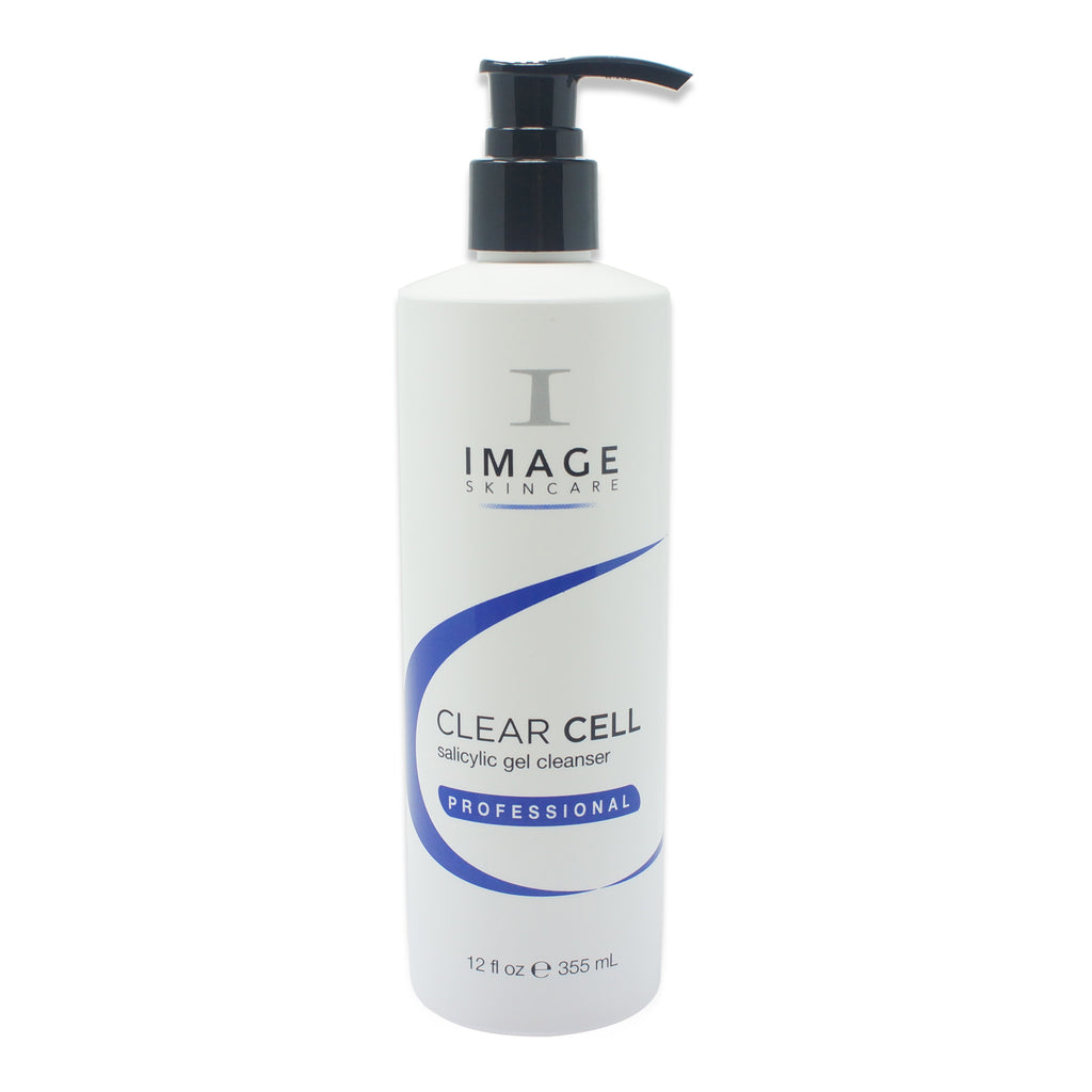 IMAGE ~ CLEAR CELL ~ SALICYLIC GEL CLEANSER ~ 12OZ