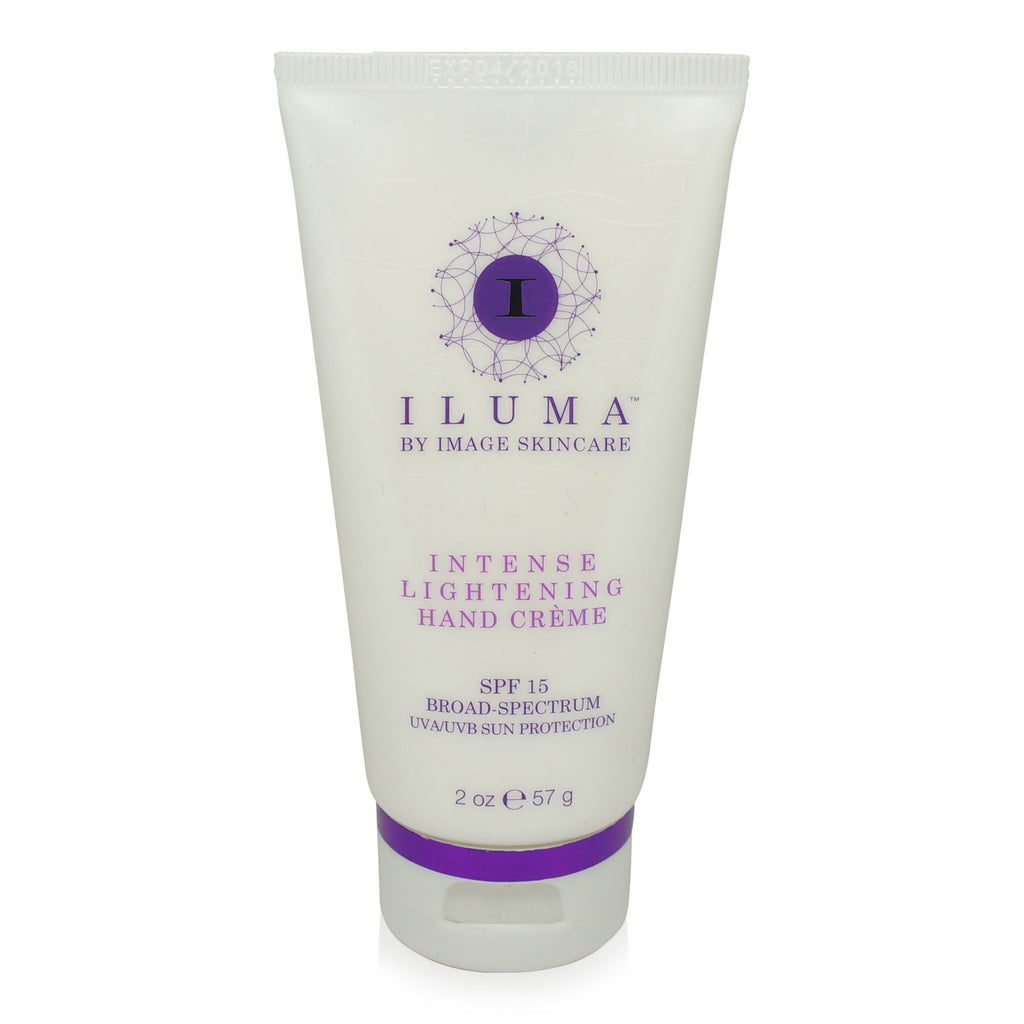 IMAGE | ILUMA |  INTENSE LIGHTENNG HAND CREME SPF 15