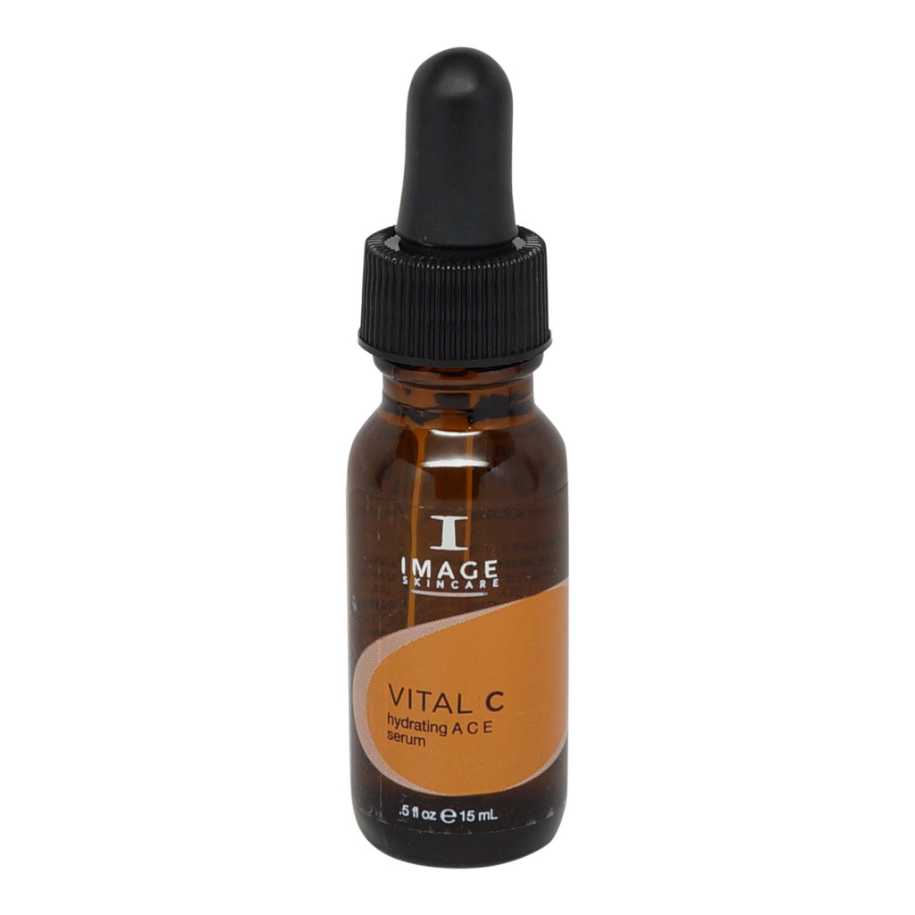 IMAGE | VITAL C | FORMULATED FOR ENVIRONMENTALLY DAMAGED SKIN & ROSACEA  HYDRATING ACE SERUM