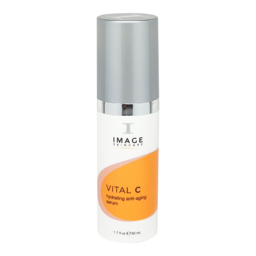 IMAGE | VITAL C | FORMULATED FOR ENVIRONMENTALLY DAMAGED SKIN & ROSACEA HYDRATING ANTI-AGING SERUM