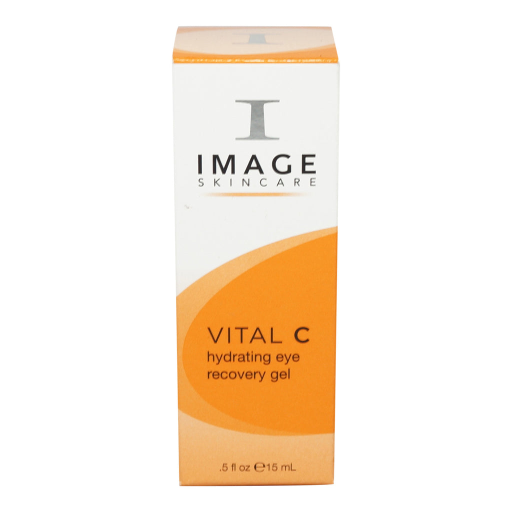 IMAGE | VITAL C | FORMULATED FOR ENVIRONMENTALLY DAMAGED SKIN & ROSACEA HYDRATING EYE RECOVERY GEL