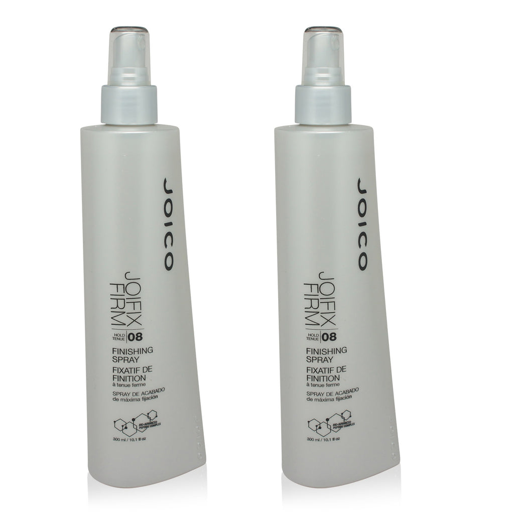 JOICO ~ JOIFIX FIRM FINISHING SPRAY 10.1 OZ 2 PACK
