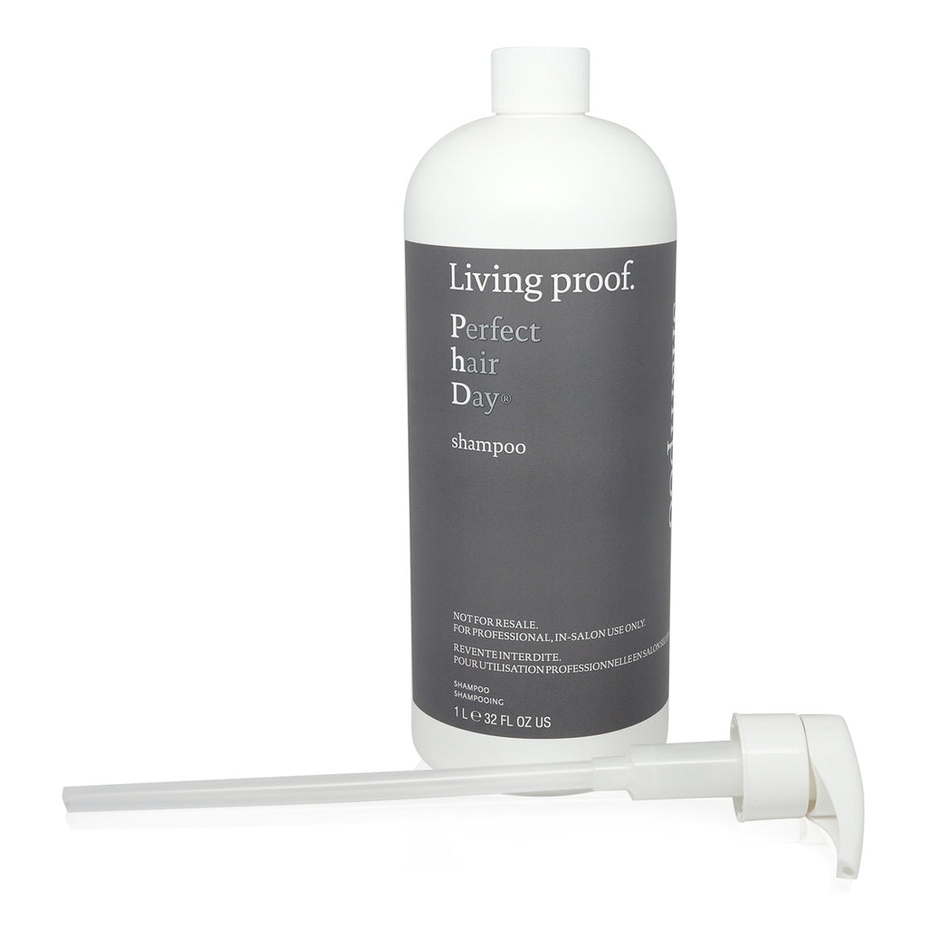 LIVING PROOF | PERFECT HAIR DAY (PHD) SHAMPOO | LITER WITH PUMP