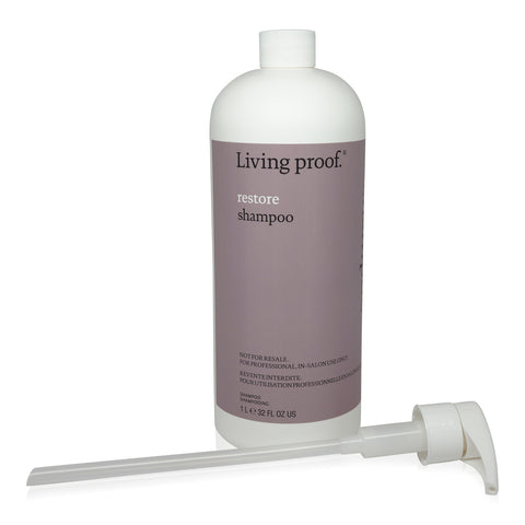 LIVING PROOF ~ RESTORE ~ SHAMPOO ~ LITER