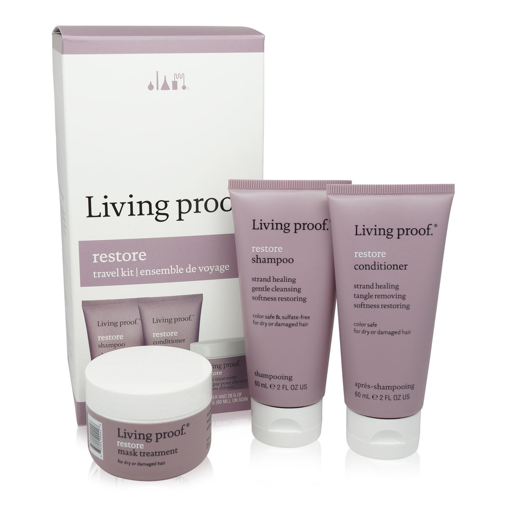 LIVING PROOF | RESTORE TRAVEL KIT