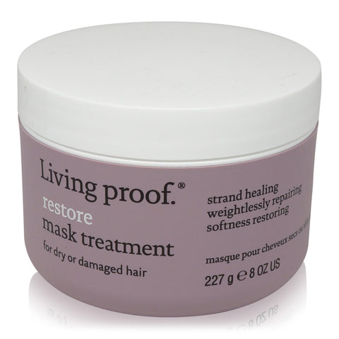 LIVING PROOF ~ RESTORE ~ MASK TREATMENT ~ 8OZ