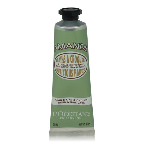 LOCCITANE ~ ALMOND DELICIOUS HANDS 30ML