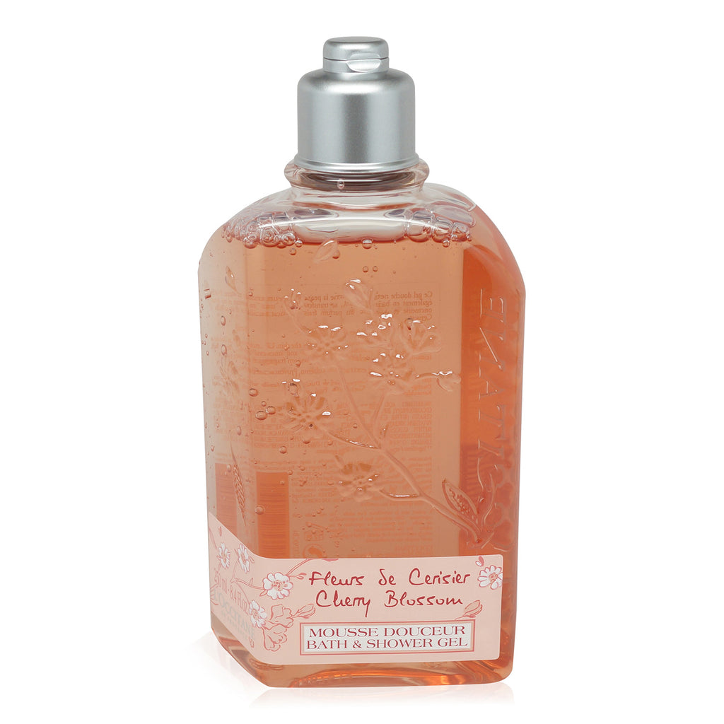 LOCCITANE ~ CHERRY BLOSSOM SHOW GEL 250ML