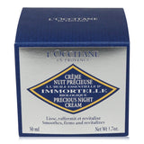 L'Occitane Immortelle Precious Night Cream-50ml