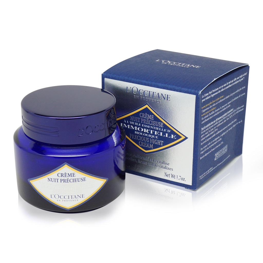 LOCCITANE | Immortelle Precious Night Cream