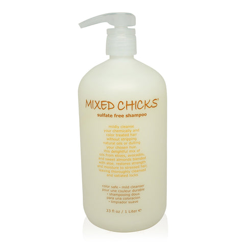 MIXED CHICKS | SHAMPOO (SULFATE FREE) LITER