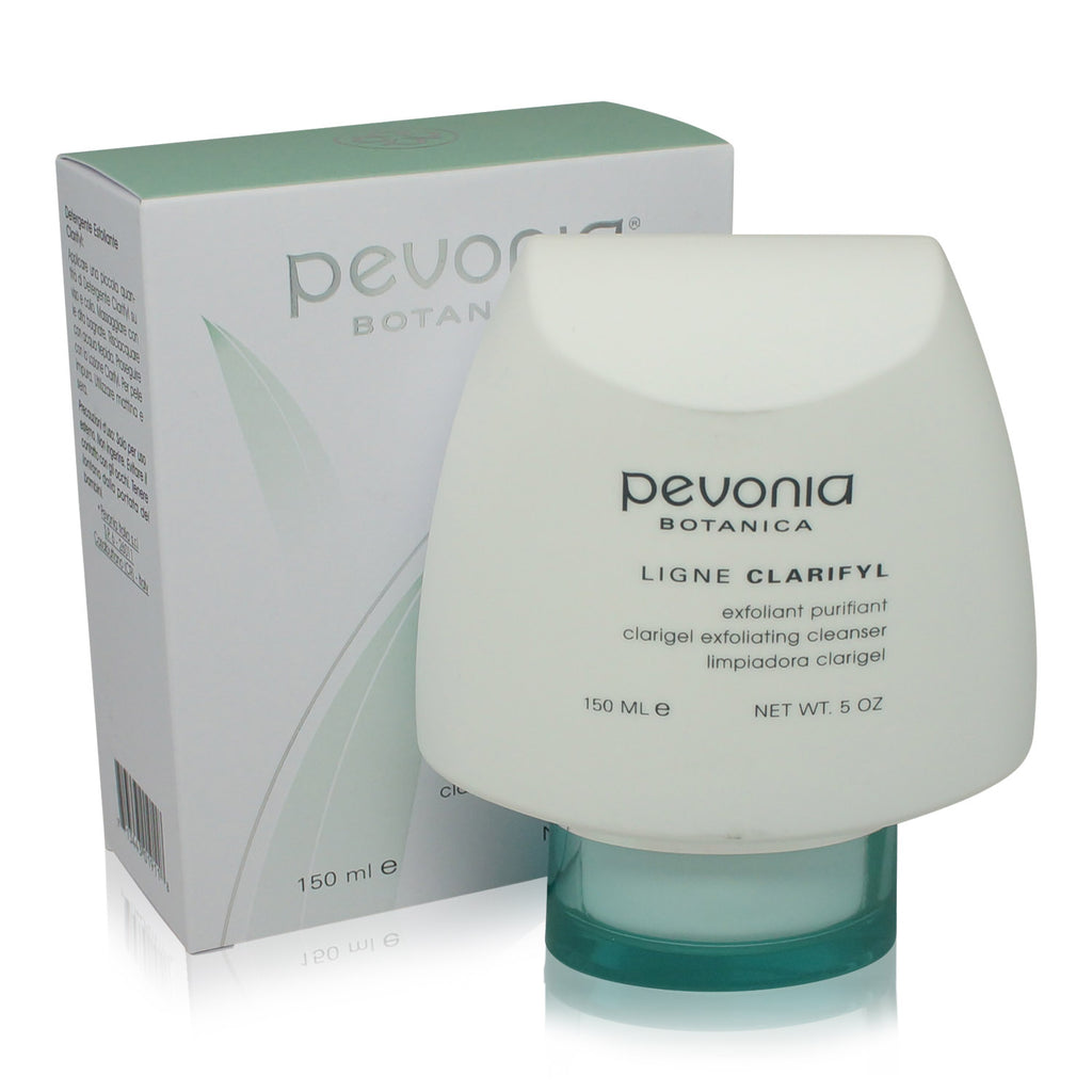 PEVONIA ~ CLARIGEL EXFOLIATING CLEANSER