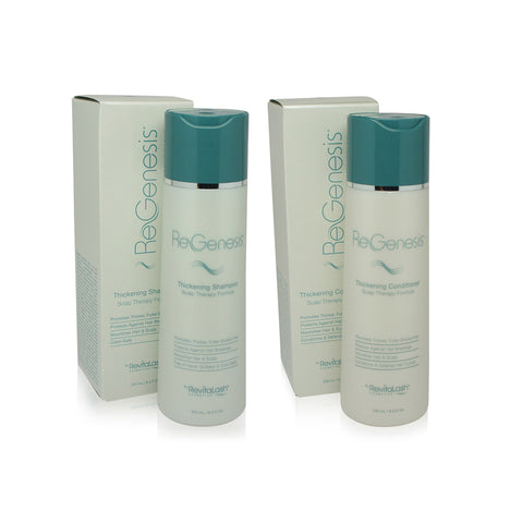 REGENESIS -THICKENING SHAMPOO AND CONDITIONER 8.5 OZ COMBO PACK
