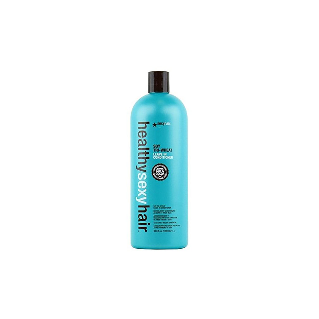 Sexy Hair Healthy Sexy Hair Soy Tri-Wheat Leave in Conditioner 33.8 Oz