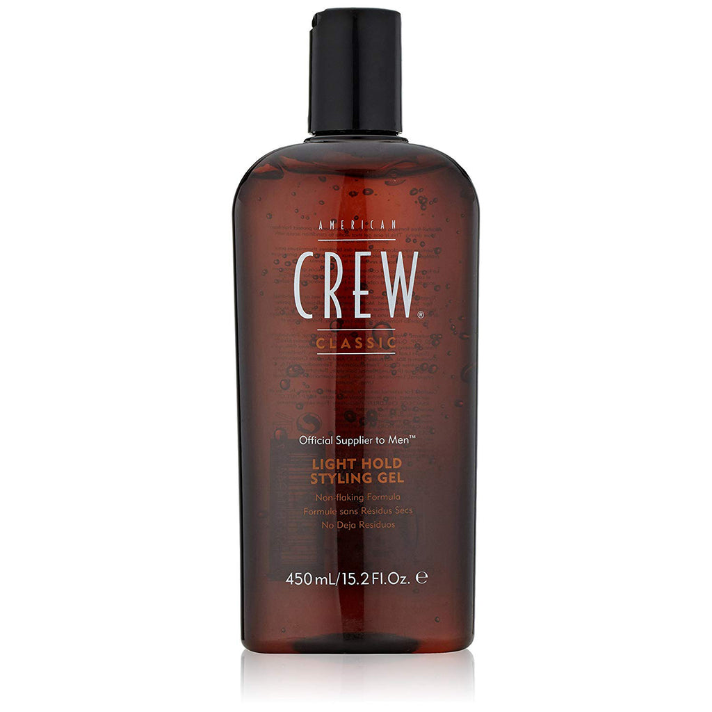 AMERICAN CREW | LITE HOLD GEL 8.4 OZ