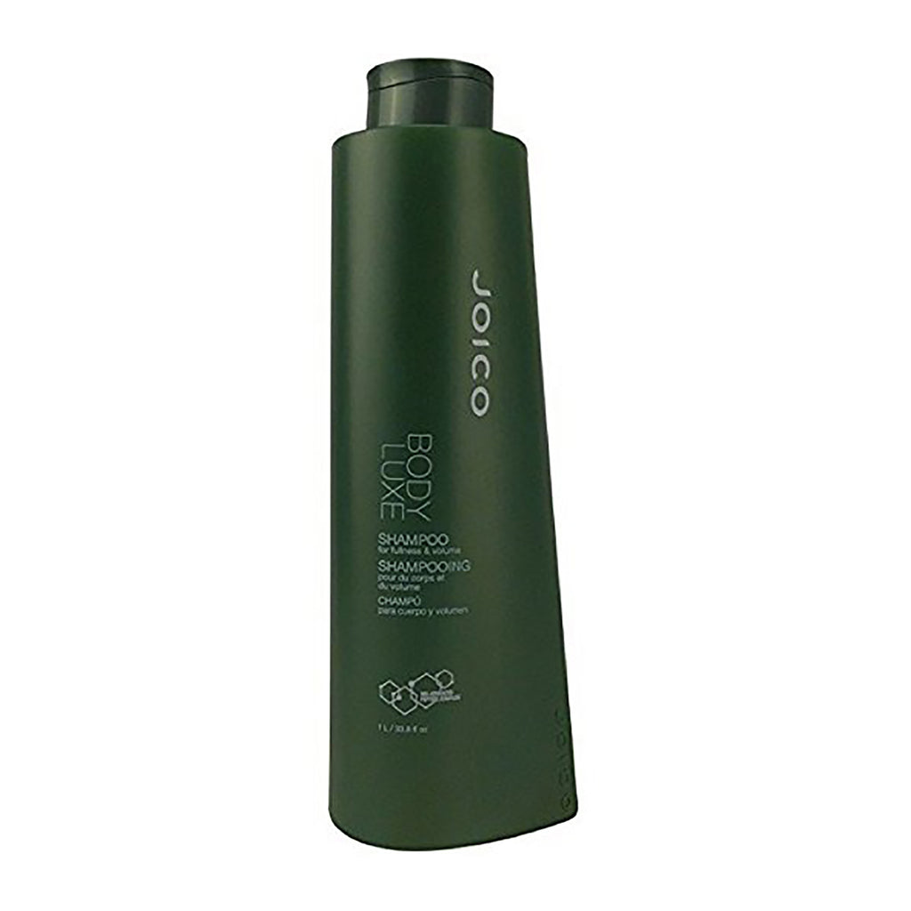 JOICO | BODY LUXE | SHAMPOO FOR FULLNESS & VOLUME | LITER NO PUMP