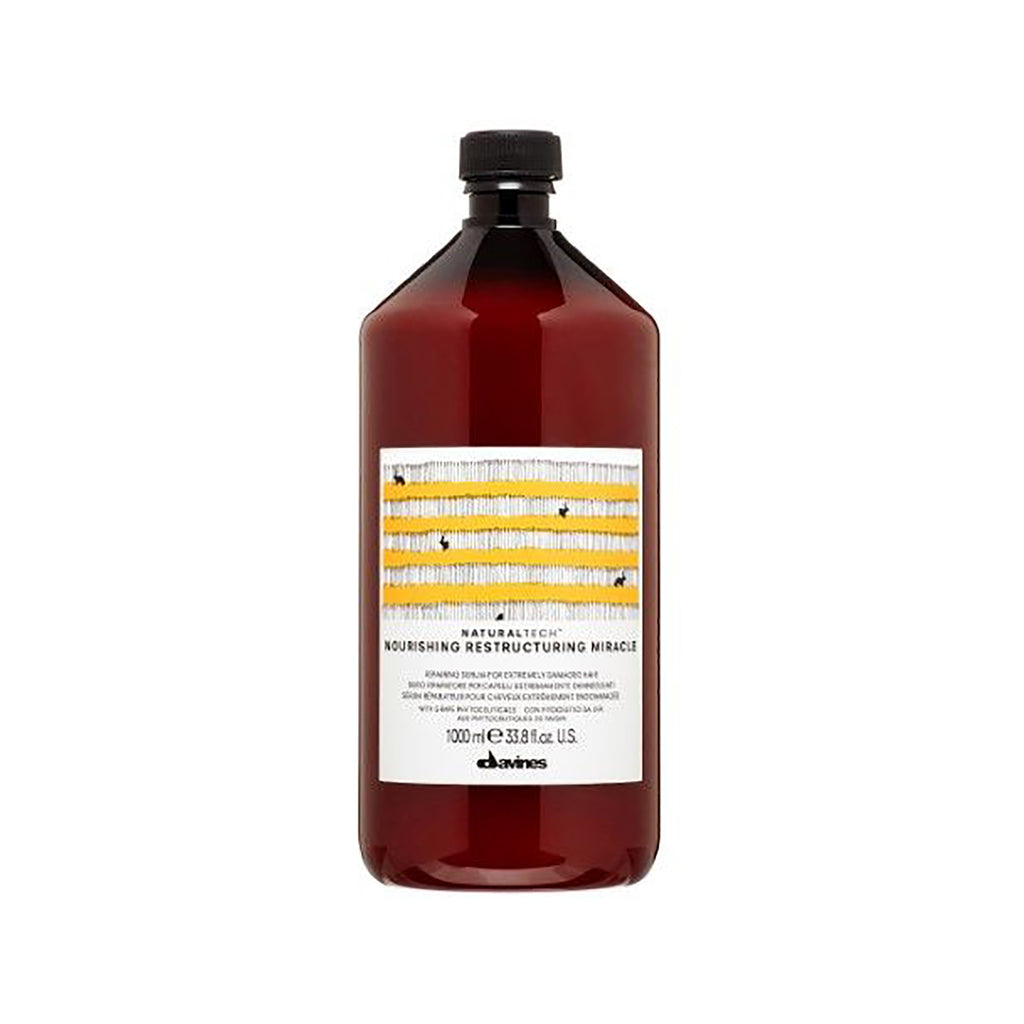 DAVINES | NOURISHING RESTRUCTURING MIRACLE 33.8fl oz