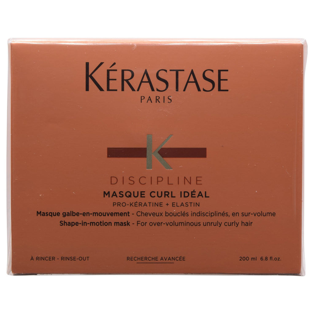 KERASTASE | DISCIPLINE | MASQUE CURL IDEAL SHAPE-IN-MOTION MASK | 6.8 FL OZ