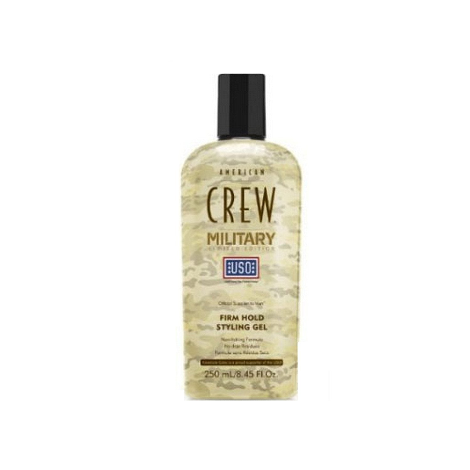 American Crew Military Classic Firm Hold Styling Gel 84 Oz Nikki