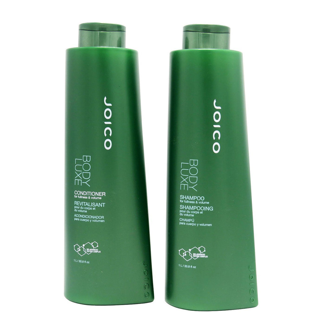 JOICO | BODY LUXE | SHAMPOO FOR FULLNESS & VOLUME | 33.8 OZ-  NO PUMP
