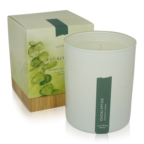 THYMES | EUCALYPTUS AROMATIC CANDLE