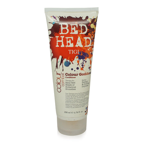 TIGI -BH COLOUR GODDESS CONDITIONER 6.76 OZ  X