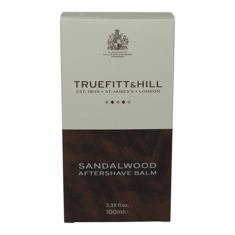 TRUEFITT ~ NEW SANDALWOOD AFTERSHAVE BALM